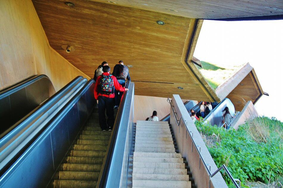 Escaleras mecánicas en toledo