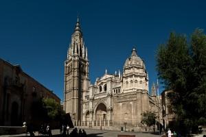 Ayuntamiento y Catedral de Toledo
