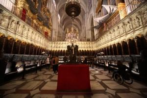 visitar catedral Toledo