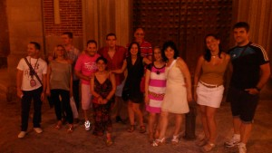 Ruta nocturna Toledo