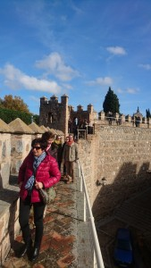 Visita Puertas y Murallas Toledo